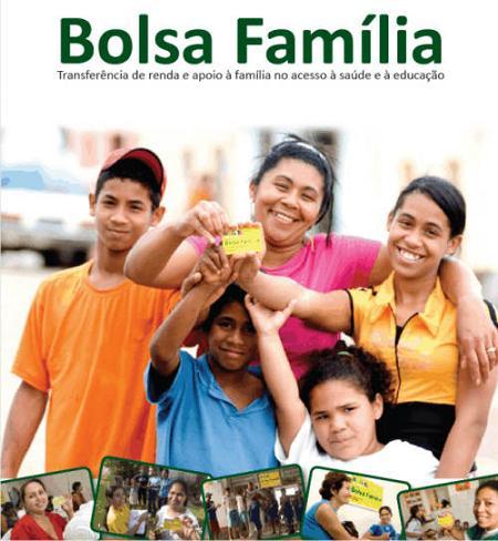 Bolsa Família 2012 – Calendário e Cadastro