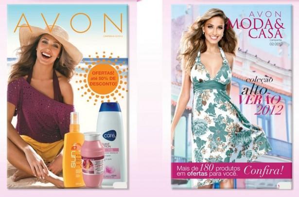 Catálogo Avon 2012