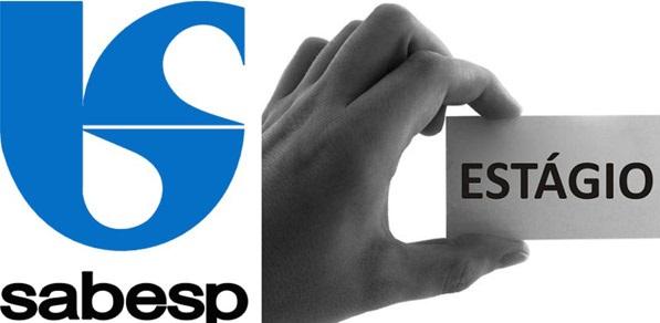 Estágio Sabesp 2013: Inscrição, Gabarito, Resultado