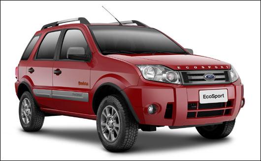 Ford EcoSport 2012 | Fotos e Preços