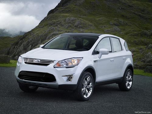 Ford Ecosport 2012 – Versões, Preços e Fotos