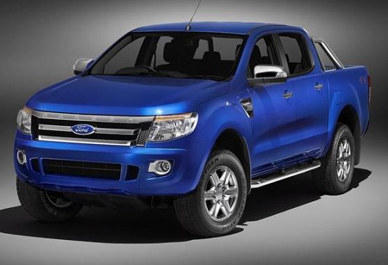 Ford Ranger 2012 – Preço e Fotos