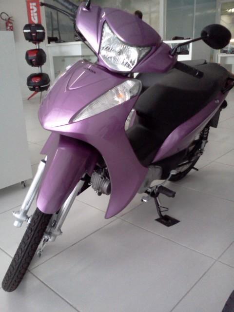 Honda Biz 2012 – Fotos e Preços