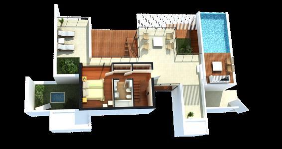 Plantas de Casas com Piscina – Dicas e Modelos