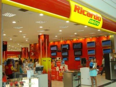Lojas Ricardo Eletro Goiânia