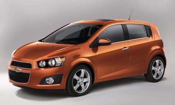 Sonic GM 2012 – Preços e Fotos