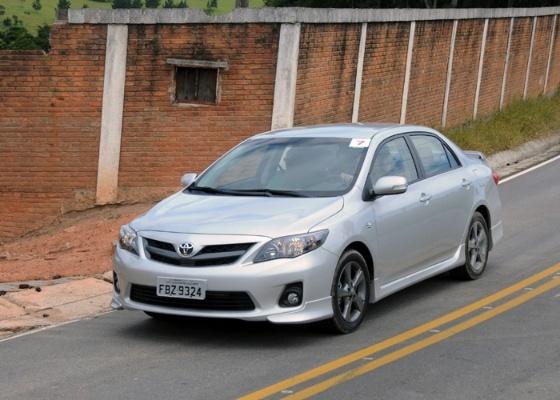 Toyota Corolla XRS 2012 – Preços e Fotos