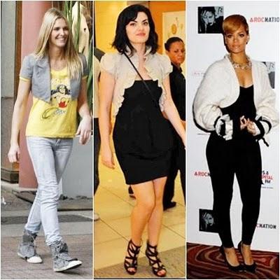 Boleros Femininos Tendências 2012