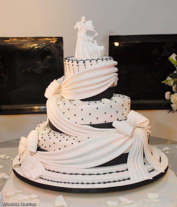 Bolos Para Casamento     Dicas E Fotos