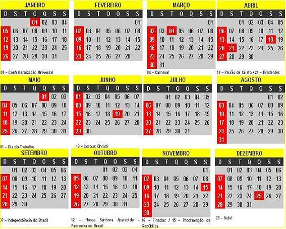 calendario-2014-com-feriados-nacionais-para-imprimir