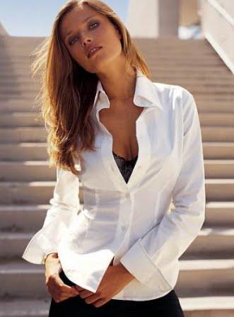 Camisa Branca Social Feminina – Tendências e Fotos
