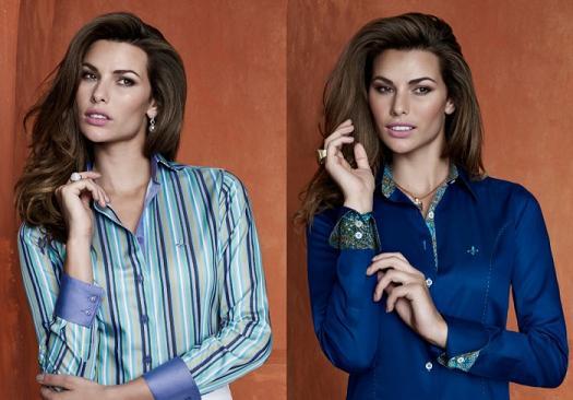 Camisa Esporte Fino Feminina, Moda 2013