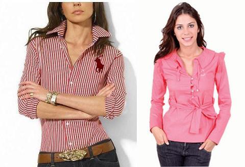 Camisas Feminina Social – Fotos e Modelos