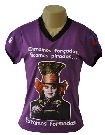 Frases para camiseta de formatura - Alienado.net