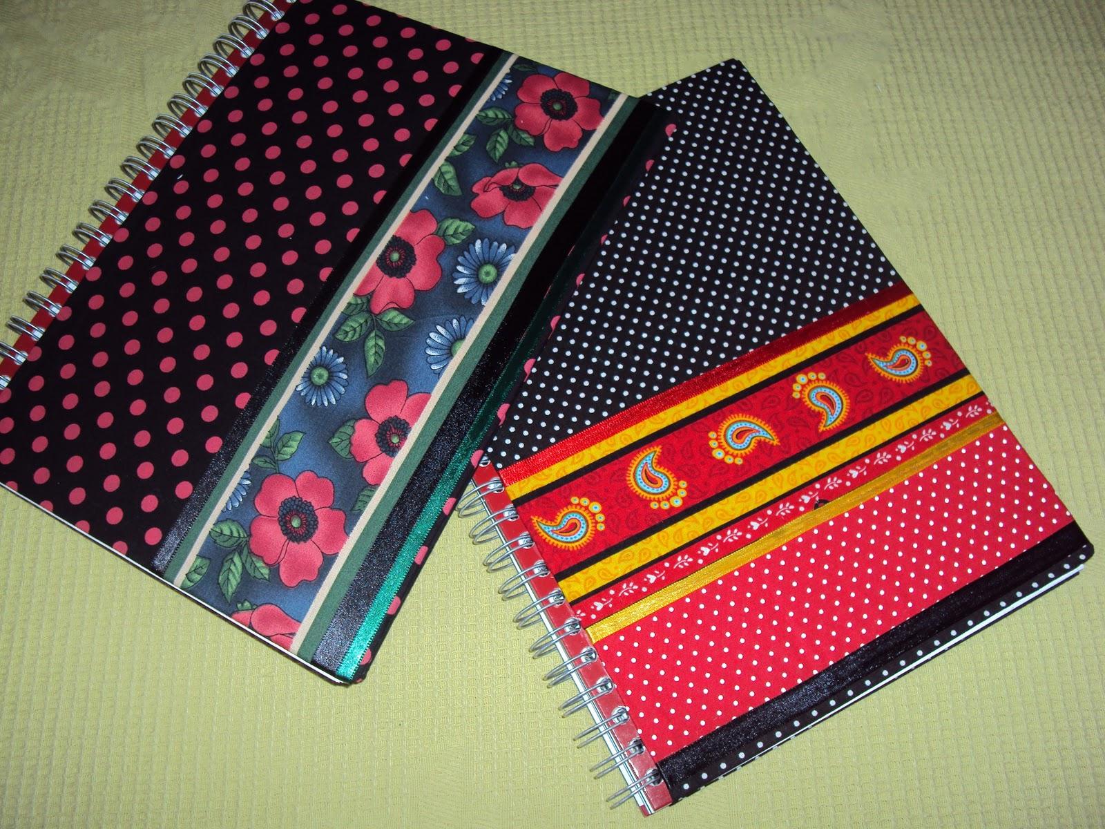 Capas De Caderno Decoradas E Customizadas Modelos Passo A Passo