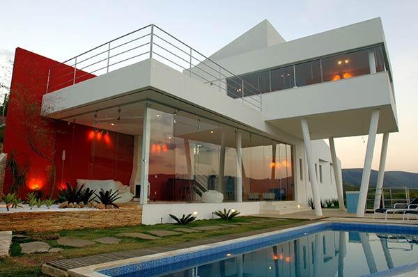Casas Bonitas E Modernas Fotos