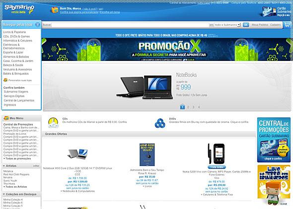 Ofertas Celulares Submarino – www.submarino.com.br