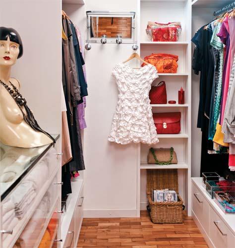 Modelos de Closet Pequenos