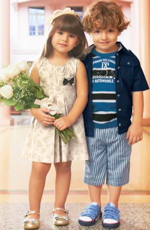 Coleção Milon Roupas Infantis 2012 – Fotos e Modelos