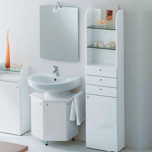 Gabinete Para Banheiro Banheiro Pequeno Como Decorar