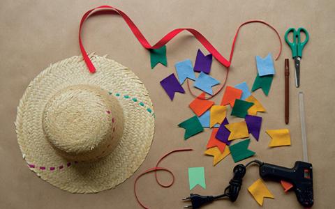 Como Fazer Chapéu de Caipira – Passo a Passo, Modelos