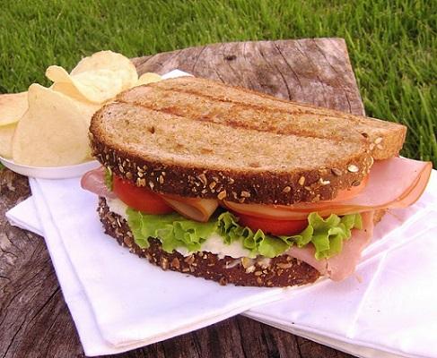 Como Fazer Sanduíche Natural em Casa, Receita Simples