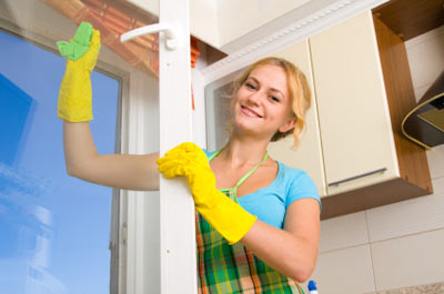 Como Limpar Janelas e Vidros
