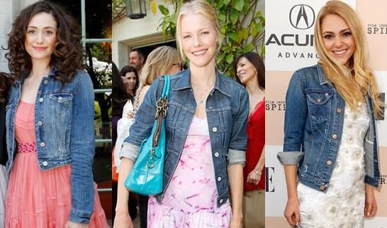 Como Usar Jaqueta Jeans Femininas – Dicas e Modelos