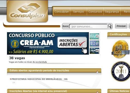 Site Consulplan – www.consulplan.net