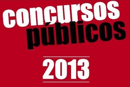 Concursos FCC 2013, www.concursosfcc.com.br
