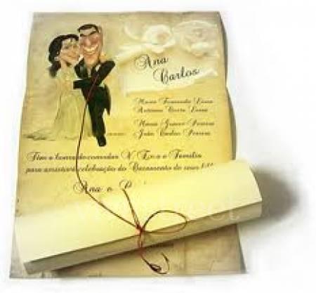 Convites de Casamento Criativos – Fotos e Modelos