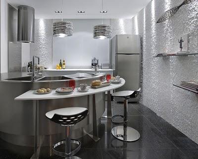 Cozinhas Americanas Modernas – Dicas e Fotos