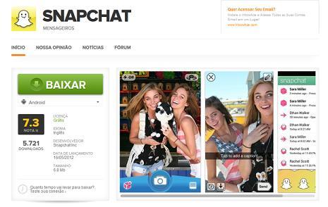 Como Criar Conta no SnapChat