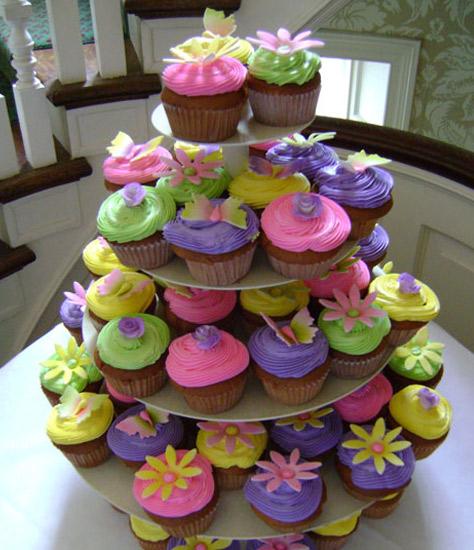 Cupcakes para Aniversários Infantis – Fotos, Modelos e Dicas