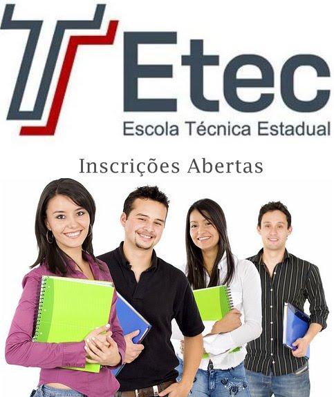 Cursos Técnicos ETEC 2012