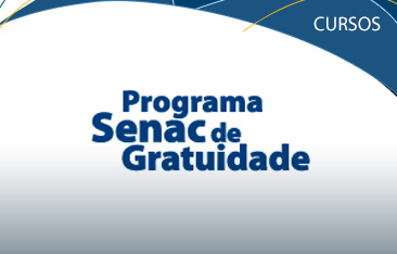 Cursos Gratuitos Senac RR 2014