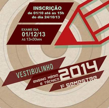 Cursos Técnicos ETEC 2014 – Inscrições