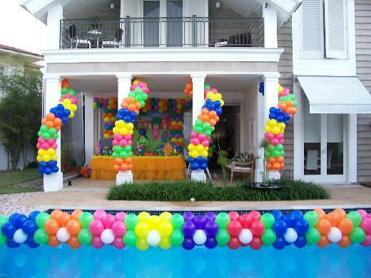 Decoração com Balões – Fotos e Modelos