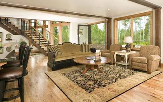 Decoracao interiores casas rurais decoracin de interiores - Interiores casas de campo ...