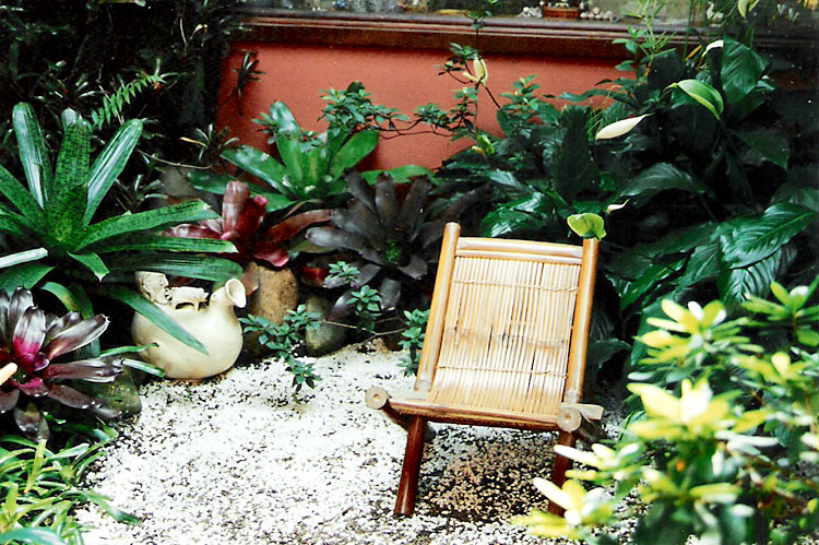 decoracao para o jardim:Decoração de Jardim Pequeno Externo – Fotos e Dicas Para Decorar