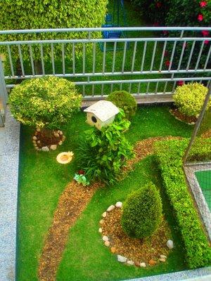 Decora o de jardim pequeno externo fotos e dicas para for Casas e jardins simples