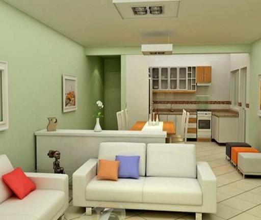 decoracao de apartamentos pequenos de baixo custo:decoracao de casas baixo custo 4