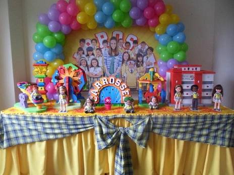 Decoração de Festa de Aniversário Infantil Tema Carrossel – Dicas, Fotos