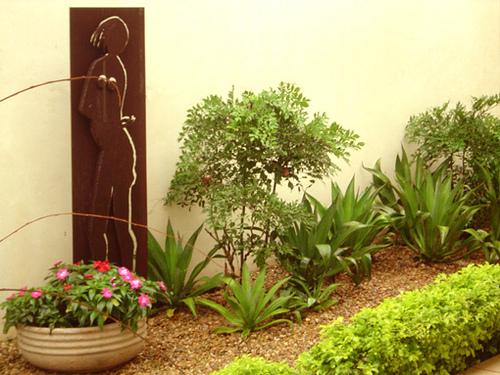 Decoração de Jardins Residenciais Simples