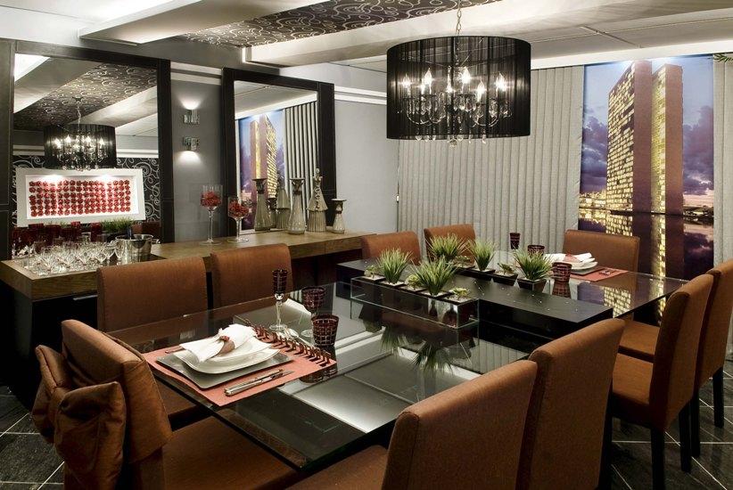 decoracao de sala dicas : decoracao de sala dicas:Decoração para Sala de Jantar – Dicas e Fotos