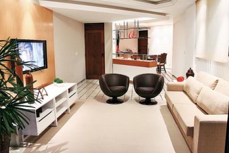 Decoração de Salas de Apartamentos – Dicas e Fotos