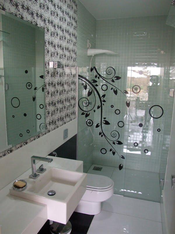 decoracao banheiro homem : decoracao banheiro homem:Decoração em Box de Banheiro – Dicas e Fotos