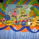 decoracao-festa-Bob-Esponja
