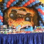 decoracao-tema-Hot-Wheels