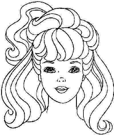 Desenhos da Barbie para Colorir: Novos Desenhos da Boneca